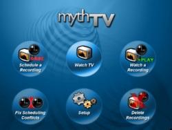 MythTV tuner card