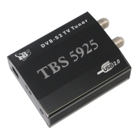 TBS5925 USB DVB-S2 Professional TV Box,CCM, VCM, ACM and Multi Input Stream support