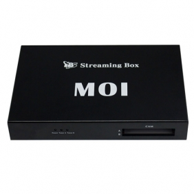 MOI DVB-S2 Streaming Box
