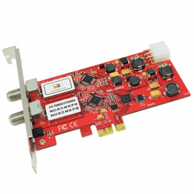 TBS6982 PCI-E DVB-S2 Dual Tuner TV card (The Successor:TBS6902)