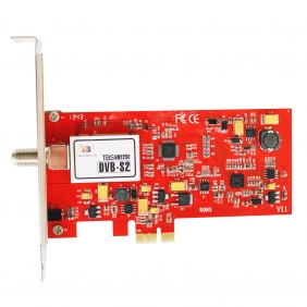 TBS6922SE DVB-S2 TV Tuner PCIe Card (The Successor:TBS6902)