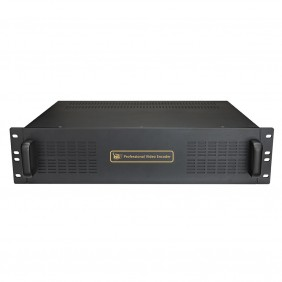 16 channel HD-SDI Video Encoder!  TBS2630 16 channel Professional H.265/H.264 HD-SDI Video Encoder