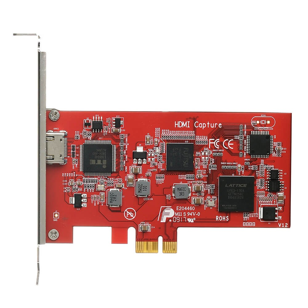 TBS6301 HDMI HD Capture card, Hardware encoding