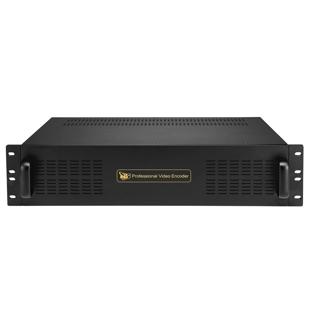 TBS2630 ASI/IP out  professional multi-channel H.265 or H.264 HDMI encoder