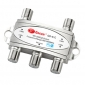 Gecen GD-41C 4 x 1 Satellite DiSEqC Switch for FTA DVB-S2 receivers