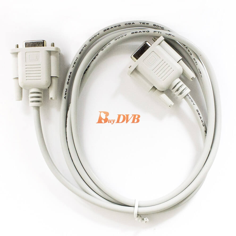 Rs232 Data Cable 125m Female To Usb Db9m Schematic Serial Db9 Pin