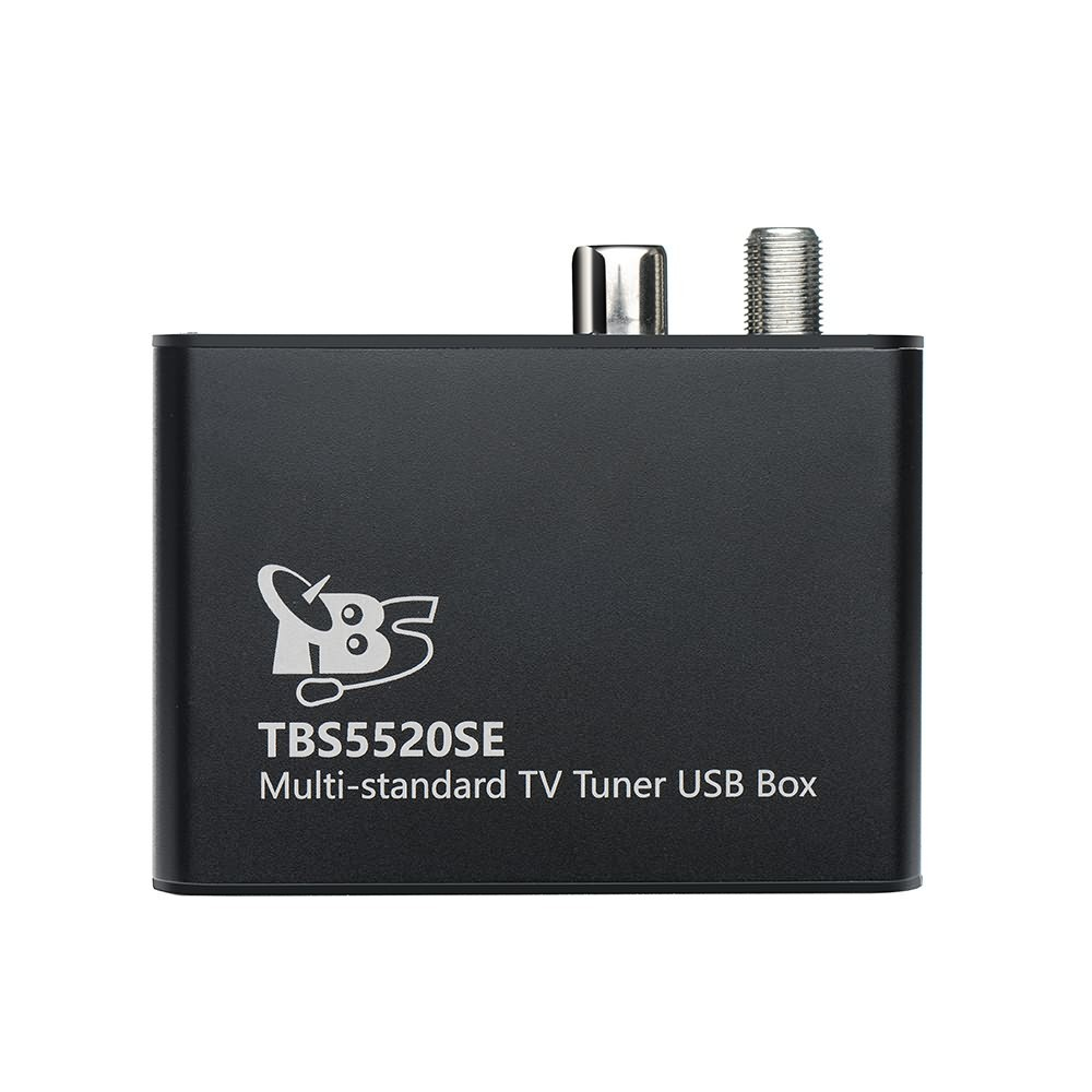 TBS5520SE Multi standard Universal TV Tuner USB Box DVB S2X S2 S T2