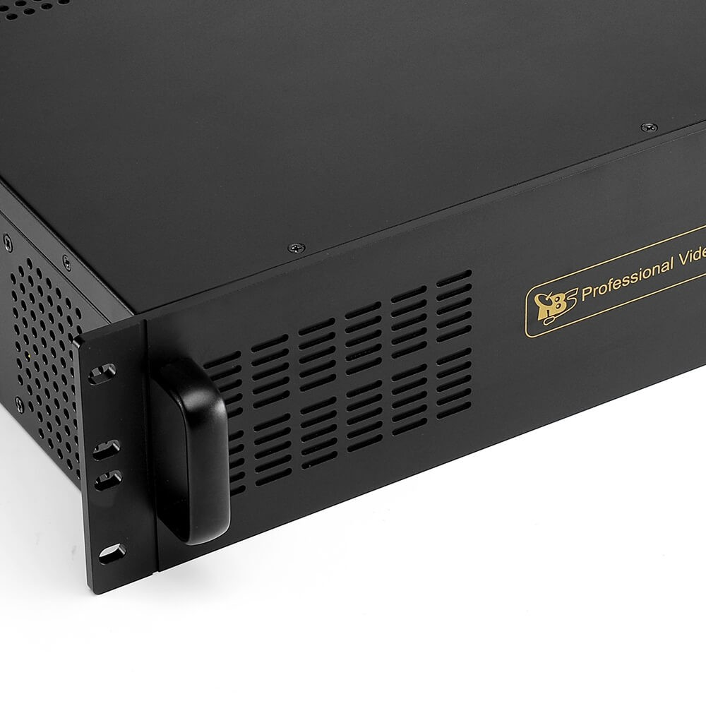 TBS2630 ASI/IP out professional multi-channel H 265 or H 264